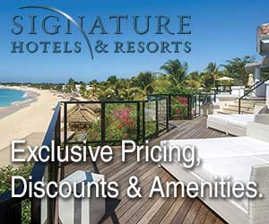 signature hotels resorts banner